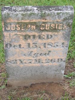 Joseph Cusick