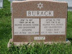 Sara M. <I>Onners</I> Burack