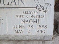 Naomi Virginia <I>Brown</I> Logan