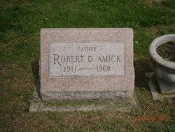 Robert D Amick
