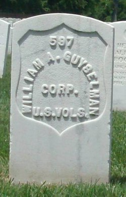 Corp William A. Guyselman