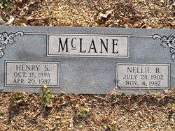 Nellie Blake <I>Worcester</I> McLane