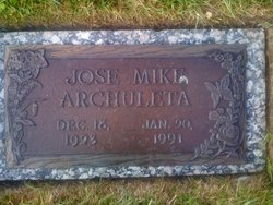 Jose Mike Archuleta