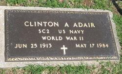 Clinton A. Adair