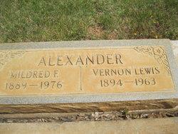Vernon Lewis Alexander