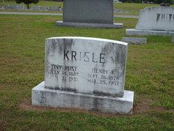 Henry K Krisle