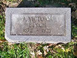 A. Victoria Bergh