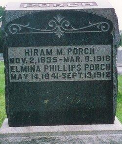 Elmina <I>Phillips</I> Porch