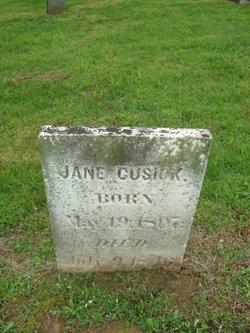 Jane Cusick