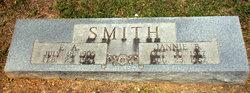 Jannie Bell <I>Walker</I> Smith
