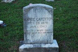 Mattie Caperton