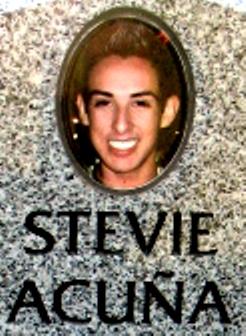 """Steven """"Stevie"""" Acuna"""