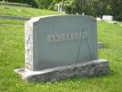 Josephine <I>Anderson</I> Rhudy
