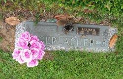 Lillian Bernadine <I>Etter</I> Gerlacher
