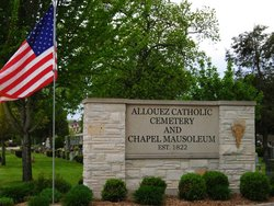 Allouez Catholic Cemetery And Chapel Mausoleum