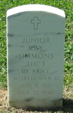 Junior Ray Simmons