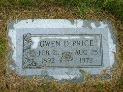 Gwenllain <I>Daniels</I> Price