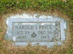 Harold Irvine Price