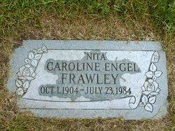 """Caroline """"Nita"""" <I>Engel</I> Frawley"""