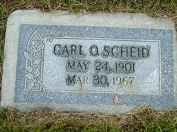Carl Otto Scheid
