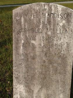 Lemuel Hardison Williams