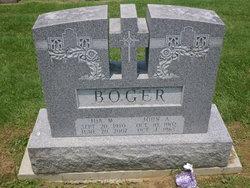 John A Boger 1902 1963