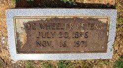 Joe Wheeler Peters