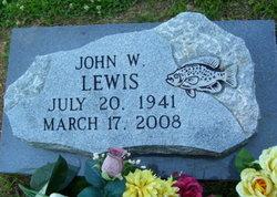 Johnny Wayne Lewis