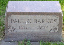 Paul Clayton Barnes