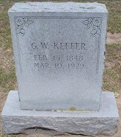 "George W. ""Buck"" Keefer"