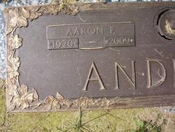 Aaron F. Andrews, Sr