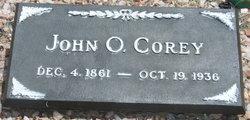 John Oliver Corey