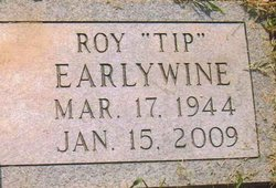"""Roy Clifton """"Tip"""" Earlywine"""