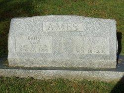 """Betty """"Nana"""" Ames"""