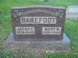 Mary Susan <I>Harbaugh</I> Barefoot
