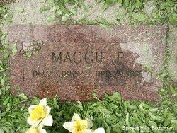 """Margaret E. """"Maggie"""" <I>Sales</I> Cook"""