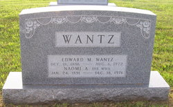 Edward M Wantz
