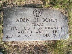 Aden Henry Athren Boney