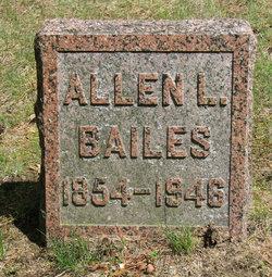 "Allen Lawrence ""Allie"" Bailes"