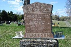 Agnes <I>Geddes</I> Ferguson