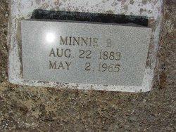 Minnie Bell <I>Alford</I> Alberson