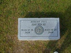 "Robert Paul ""Bob"" Shumway"