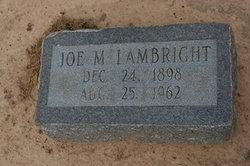 Joe Matt Lambright