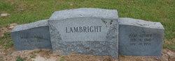 Mary Pernila <I>Hogg</I> Lambright