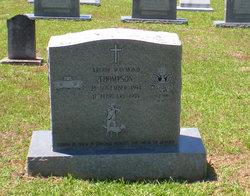 """Archie Raymond """"A. R."""" Thompson"""