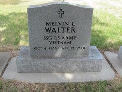 Sgt Melvin L. Walter