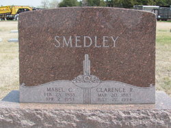 Clarence Roscoe Smedley