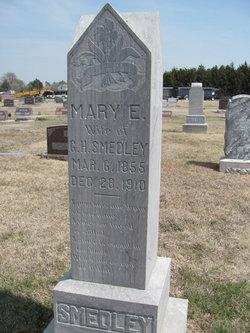 Mary Ellen <I>Voyles</I> Smedley