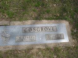 Mary Ethel <I>Gatens</I> Cosgrove