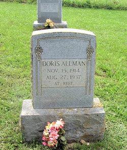 Annie Doris Allman